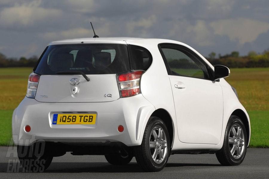 Обзор Toyota iQ