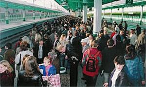 Врачи рекомендуют поменять автомобиль на общественный транспорт