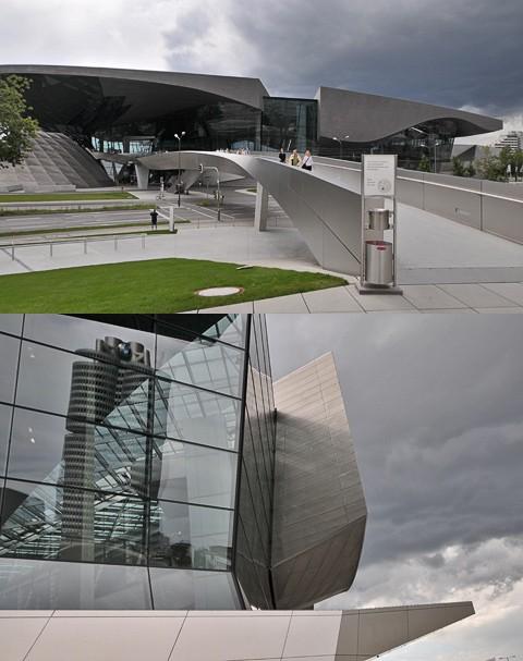 Два мира. Смотрим, что внутри музея и мира BMW