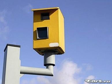 Камеры видеофиксации появятся на всем МКАДе