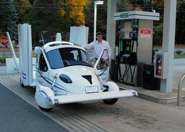 Автомобили будущего: самые необычные изобретения ученых