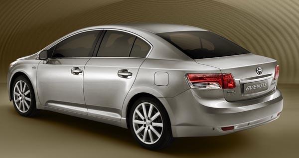 Чьей мечтой управляет новый Avensis?
