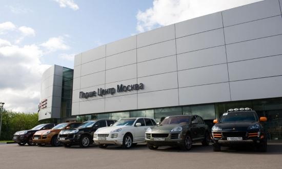 Porsche создает новую версию внедорожника