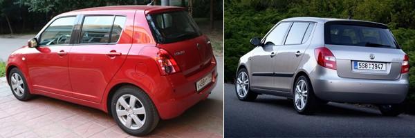 Suzuki Swift: матрешка на колесах