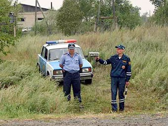 Инспекторам ГИБДД запретили прятаться в кустах