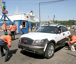 В России хотят увеличить пошлины на иномарки до 80%