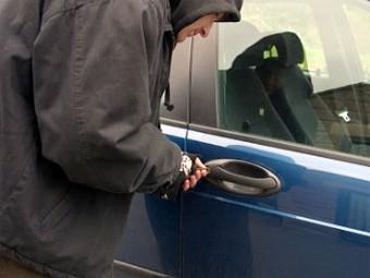 В России стали реже угонять автомобили