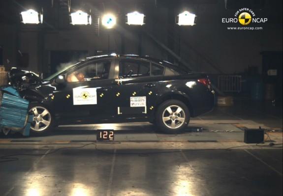 Euro NCAP представила результаты краш-тестов 12 автомобилей