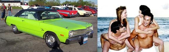 Топ-10 самых позорных автомобильных имен