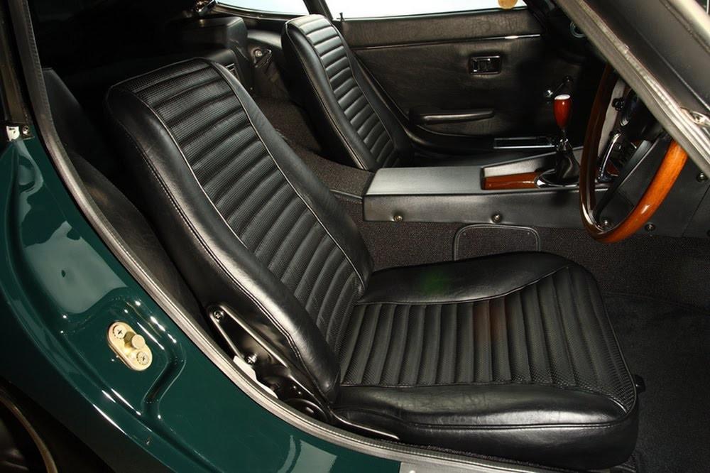Редчайшая Toyota 2000GT выставлена на продажу в Японии