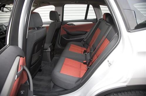 Тест-драйв BMW X1: конкуренты, где вы?