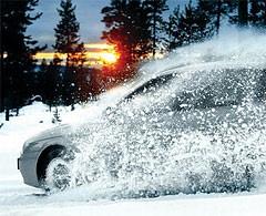 Вкратце о разном приводе и зимнем вождении