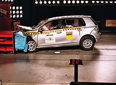 Названы пять самых безопасных авто