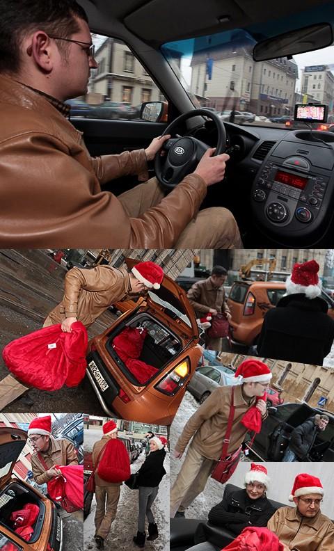 Short-DRIVE: Трясём стариной в хэтчбеке Kia Soul