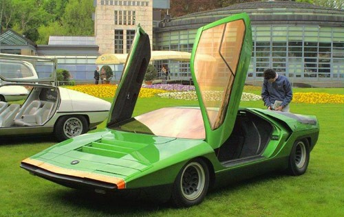 Топ-10 концепт-каров 70-х годов