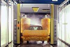 Мытье автомобиля зимой