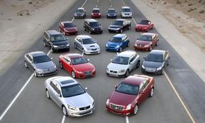 Самые надежные автомобили 2010 года