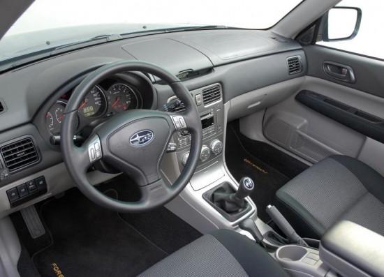 Почему он продал Subaru Forester?