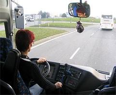 Типичные ошибки водителей