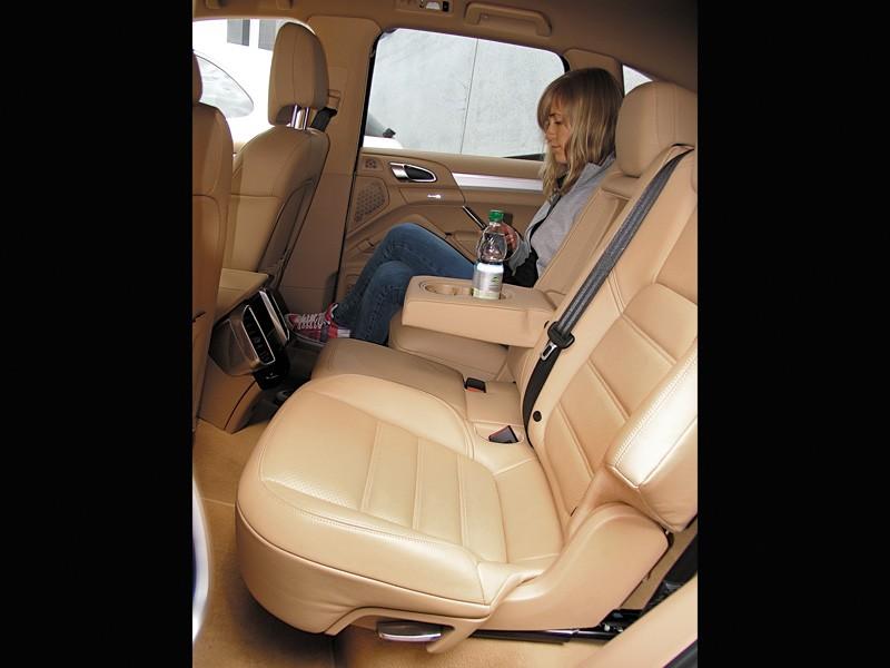 Тест-драйв Porsche Cayenne: Cayenne (2010)