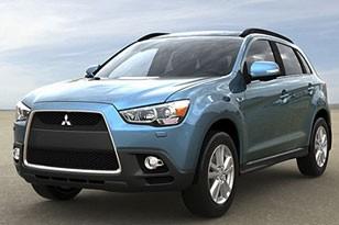 Новый Mitsubishi ASX - Жесткое женское решение