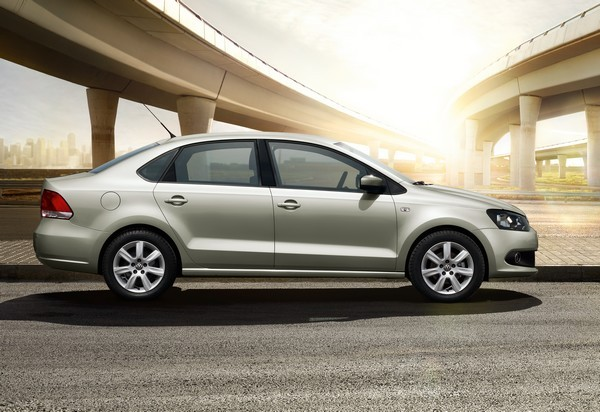 Volkswagen рассказал все о новом бюджетном седане