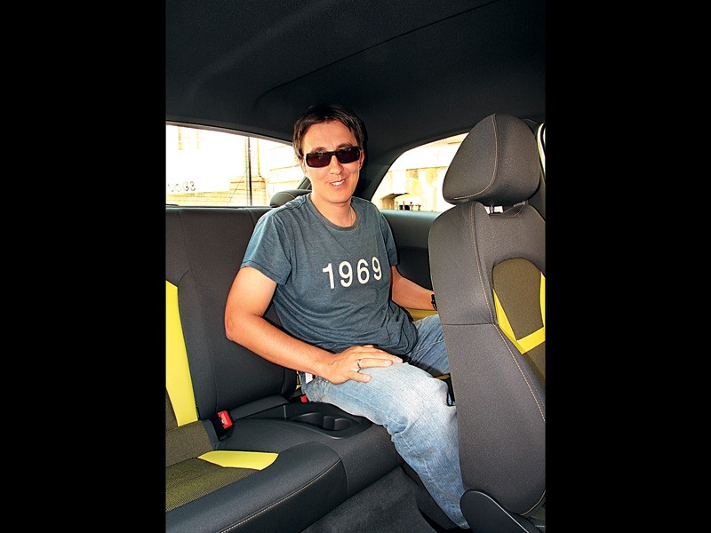 Тест-драйв Audi A1: A1 1.4 TFSI