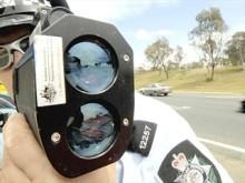 На дороги установят сверхумные спид-камеры