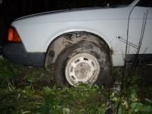 Что делать, если на скорости пробило колесо?
