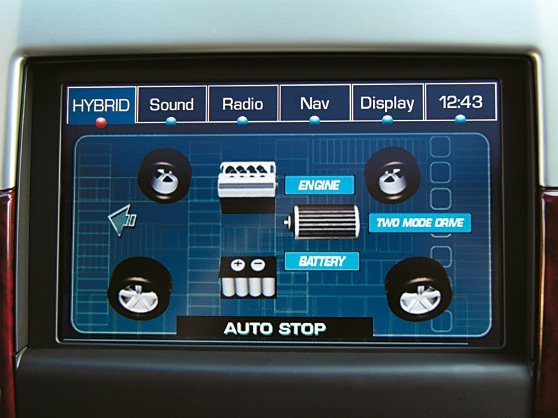 Тест-драйв Cadillac Escalade: Escalade 6.0 Hybrid
