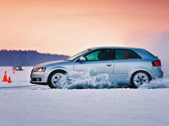 Против заноса. Особенности управления автомобилем на снегу и льду