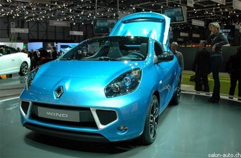 Названы самые красивые автомобили 2010 года