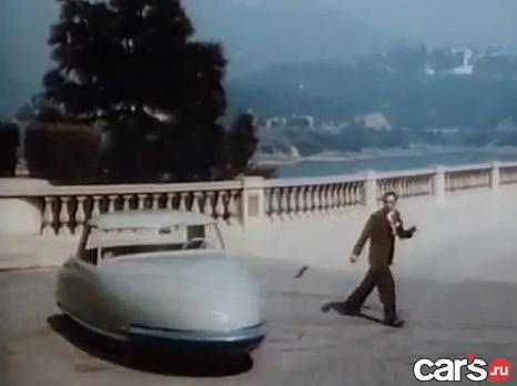 Автомобили будущего из прошлого века (видео)