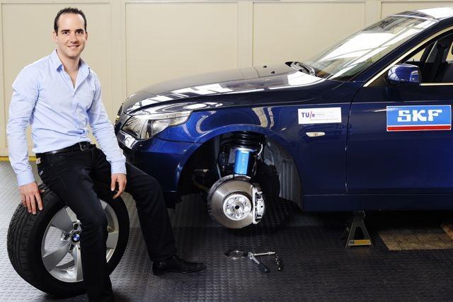 Голландские ученые разработали электромагнитную подвеску для автомобилей