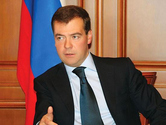 Медведев утвердил увеличение штрафов для столиц