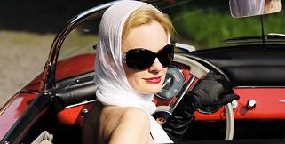 Женщины за рулем: пять характеров