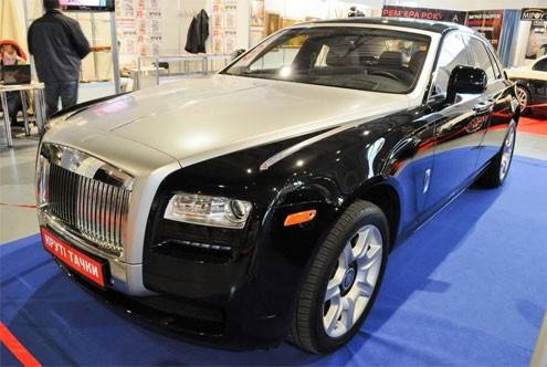 Retro & Exotica Motor Show 2011 и «Крутые тачки»
