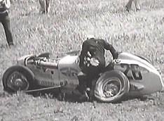 Как выглядели аварии 70 лет назад