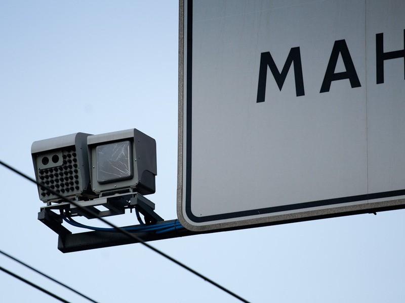 Камеры слежения на колёсах