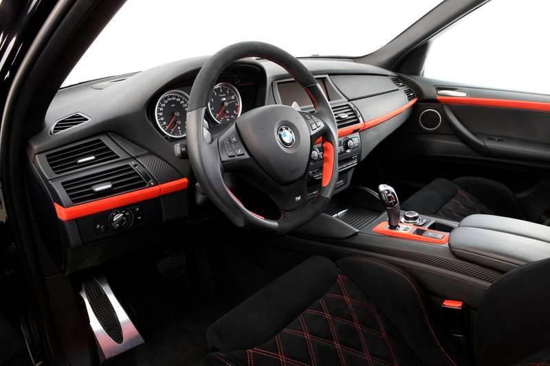 Тюнинг-ателье G-Power подарило BMW X6 M Typhoon новую внешность