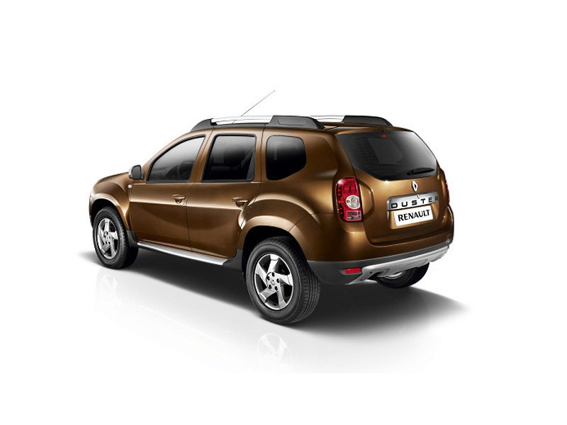 Объявлены цены на Renault Duster