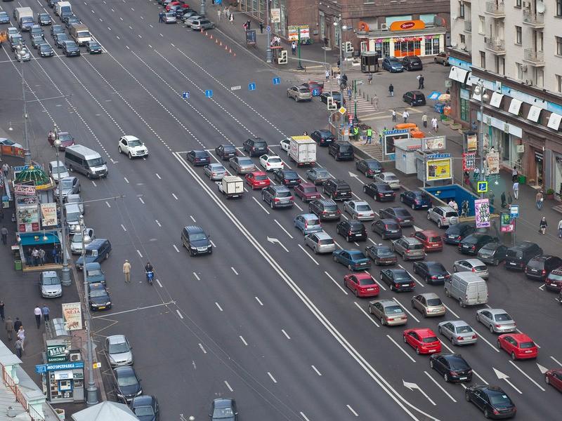 В новом 2012 году водителей ждут новые штрафы