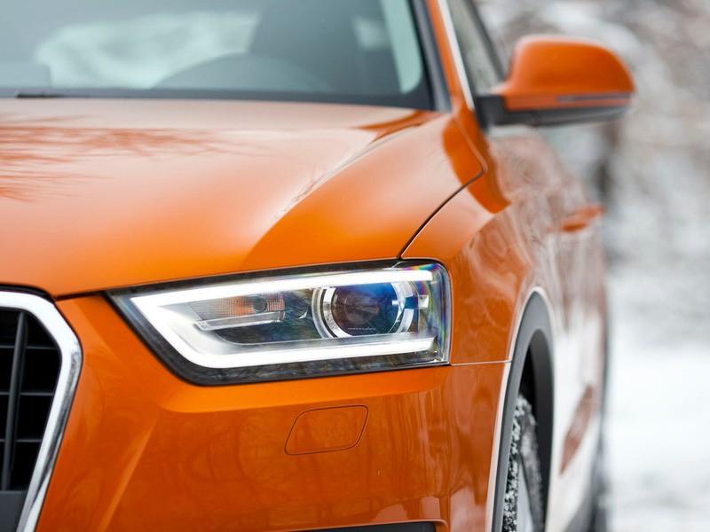 Европейцы рассекретили самые безопасные авто 2011 года