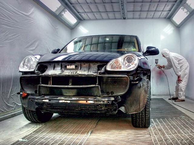 Причины ремонта кузова