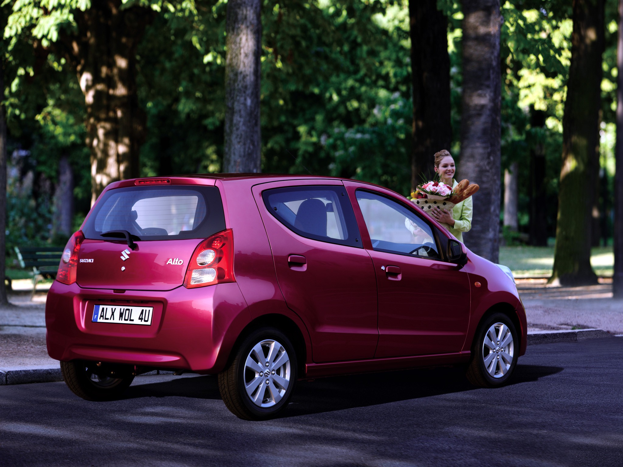 Краткий обзор Suzuki Alto