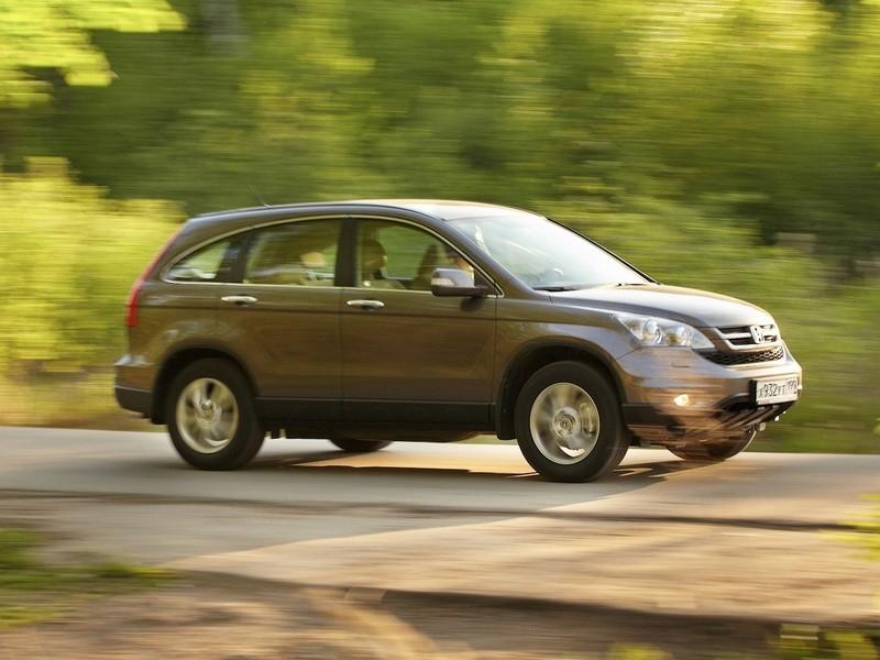 Московские угонщики отдают предпочтение автомобилям японских производителей