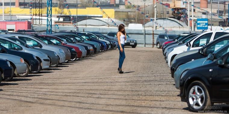 Российский рынок аренды машин