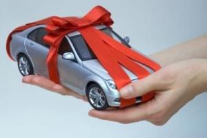 Налогообложение при дарении автомобиля