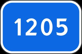 Знак 6.13 Километровый знак