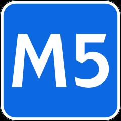 Знак 6.14.1 Номер маршрута
